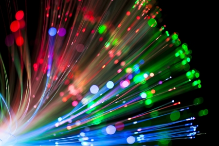 fibre optic: Optical lighting