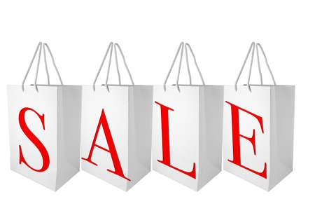 beg: Shopping beg Stock Photo