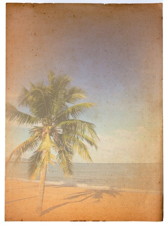 old antique vintage paper background photo