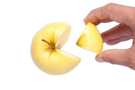 genetic modification: apple