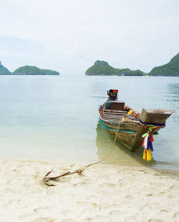 long tailed boat: long tailed boat in sourthern of Thailand
