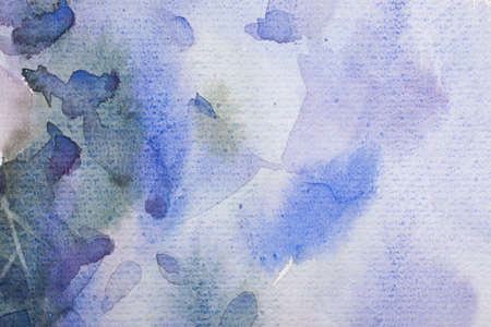 Abstract Water Color photo