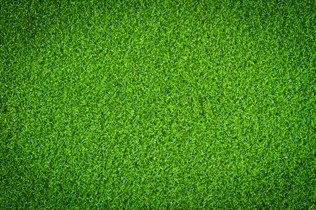 prato sintetico: Campo in erba artificiale Archivio Fotografico