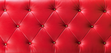 red button leather background photo