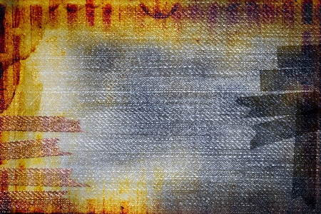 jeans background: grunge messy retro abstraction for using background Stock Photo