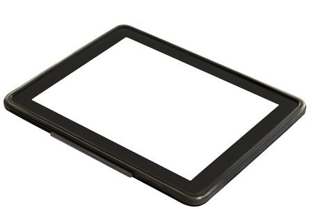 New technology touch pad (Tablet PC) Stock Photo - 9733522