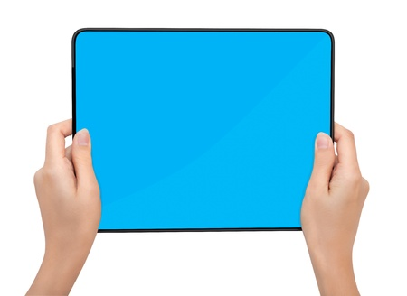 Touchpad PC (Tablet PC) Stock Photo - 9733684
