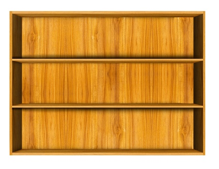 Wooden house shelf  Stock Photo - 11832351