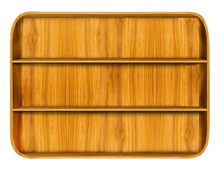 Wooden house shelf Stock Photo - 11832440