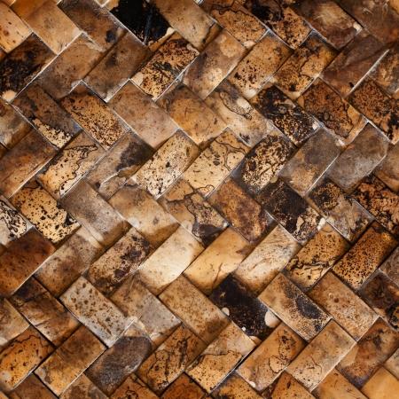 wicker: Rattan textura de madera Foto de archivo