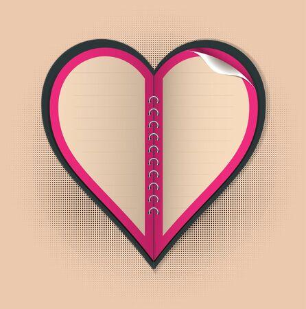 truelove: Heart book