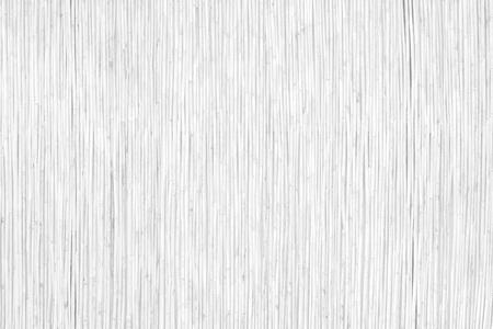 Witte Achtergrond van het Bamboe textuur Stockfoto