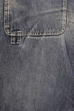 Blue jeans stitched cloth background photo