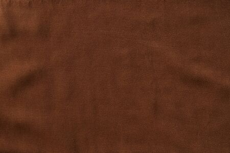 Drape background of brown silk fabric Stock Photo - 14117306