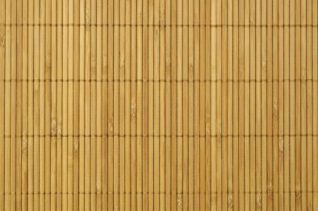 Achtergrond van bamboe mat textuur