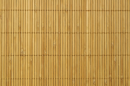 Background of bamboo mat texture
