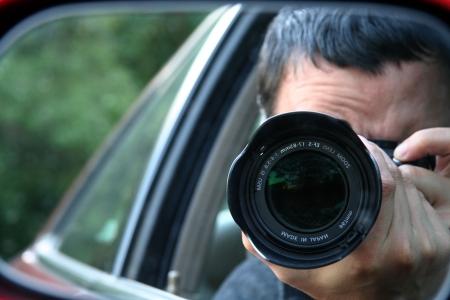 stalking: Paparazzi