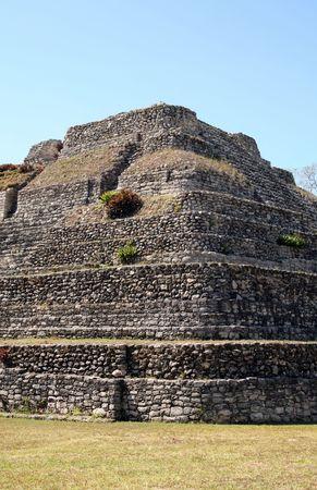 civilisations: Chacchoben Mayan Ruins in Mexico