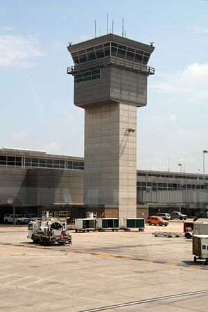 Airport Tower Stock Photo - 573109