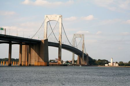 Throgs Neck Bridge - New York - Connecting Queens to the Bronx