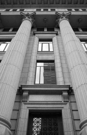 Courthouse Entrance