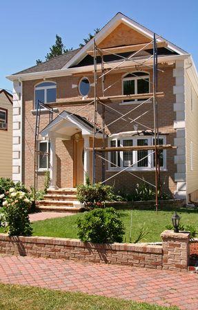 New Home Construction - Improvements