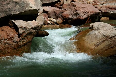 Zion Canyon National Park - Utah - USA photo