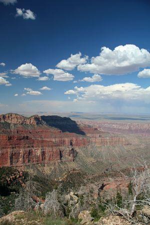 Grand Canyon National Park - Arizona - USA Banco de Imagens