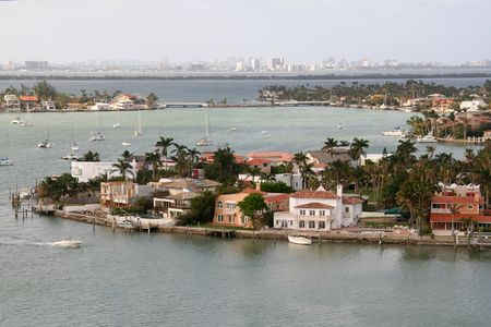Dure Miami Real Estate op de kust
