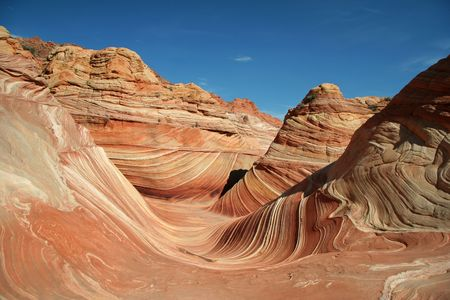 Vermilion Cliffs National Monument - Coyote Buttes - Utah / Arizona Фото со стока - 651078