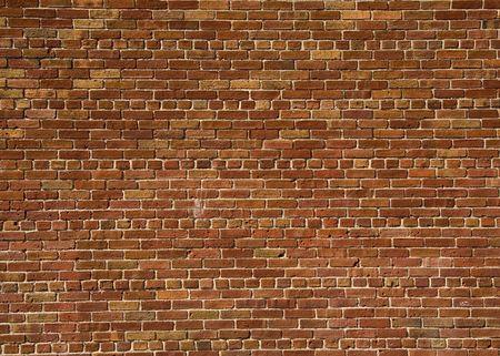 Red Brick Wall Patroon Achtergrond Bouwen