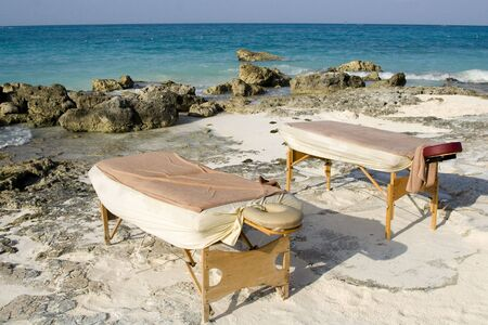 Relaxation on Massage Tables in Mexico