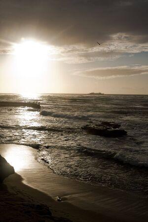 La Jolla Cove in San Diego California