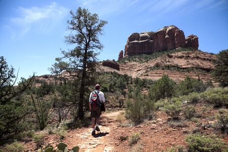Hiking the Cathedral Rock Trail in Sedona