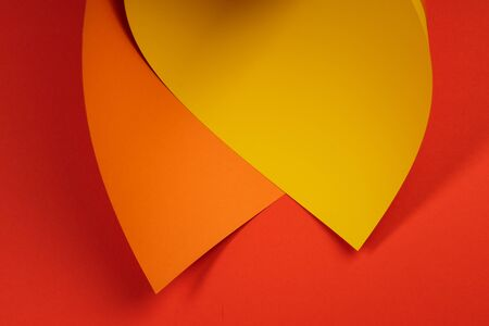 saturated color: Designer colored paper