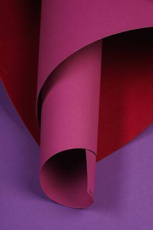 Designer colored paper