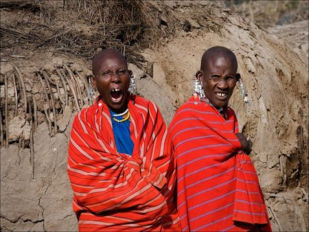The Maasai (also Masai) are a Nilotic ethnic group of semi-nomadic people located in Kenya and northern Tanzania. On March, 2009. Tanzania.