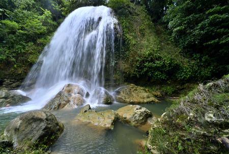 soroa: SOROA WATERFALL, Sierra Rosario Biosphere Reserve, Pinar del Rio, Cuba