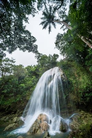 SOROA WATERFALL, Sierra Rosario Biosphere Reserve, Pinar del Rio, Cuba