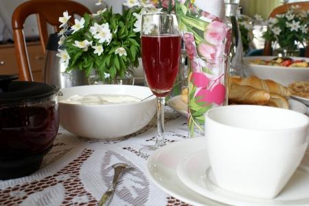 festal: Impostazione colazione Festal