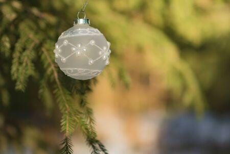 Christmas decoration and Christmas tree