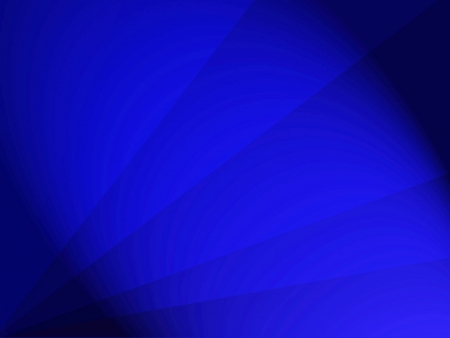 Background design royal blue with rays and dark edges, web texture