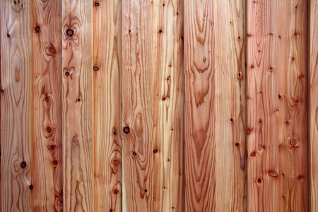 brawn: Background of rustical wooden pine planks