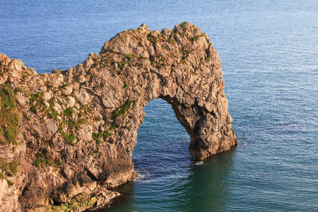 stone arch: stone arch in the ocean