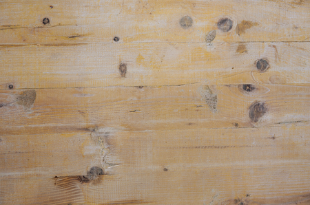 pinewood board with exfoliated and scuffed finish, vintage background