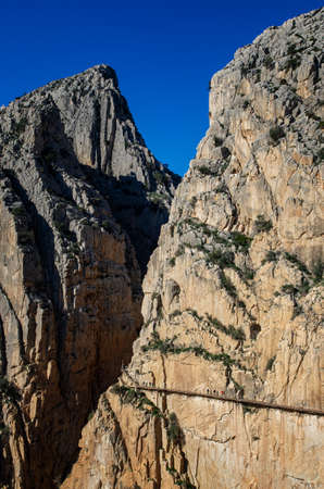 El Caminito del Rey (The King's Little Path). It has been known in the past as the