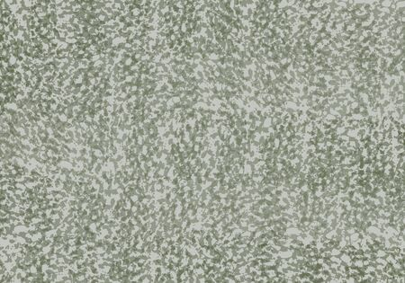 Abstract gray or military green skin or eggshell with spots texture background. Fashion animal print. Camouflage style.