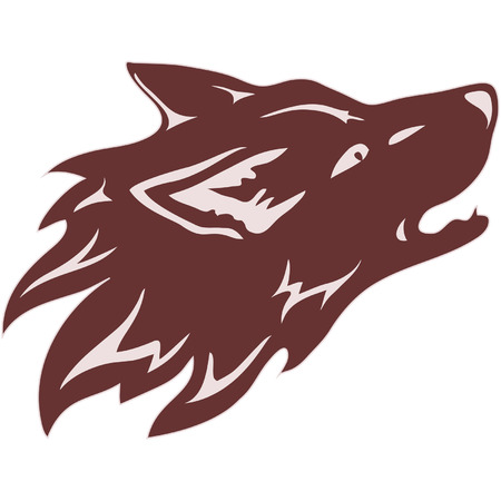 Wolf Kopf