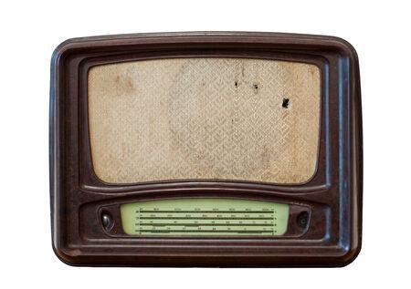Old time radio 1950s, the Soviet Union photo
