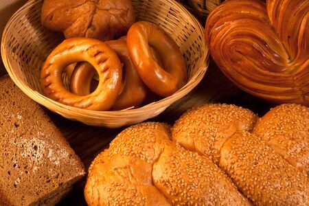 sorts: different sorts of bread